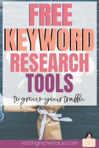 Free Keyword Research Tools to Grow your Traffic