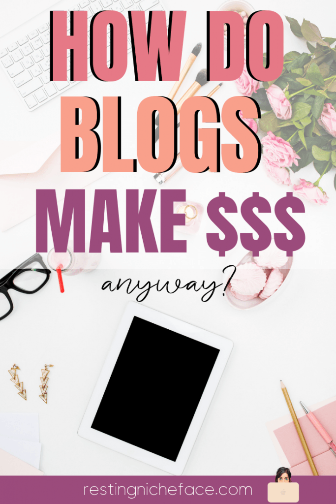How Do Blogs Make Money