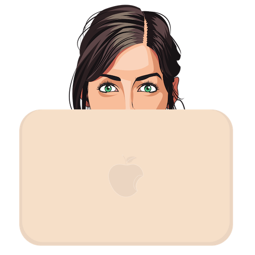 Resting Niche Face - Niche Ideas. Blog Tutorial. Income Growth.